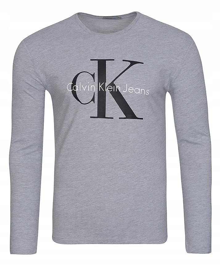 Koszulka longsleeve Calvin Klein