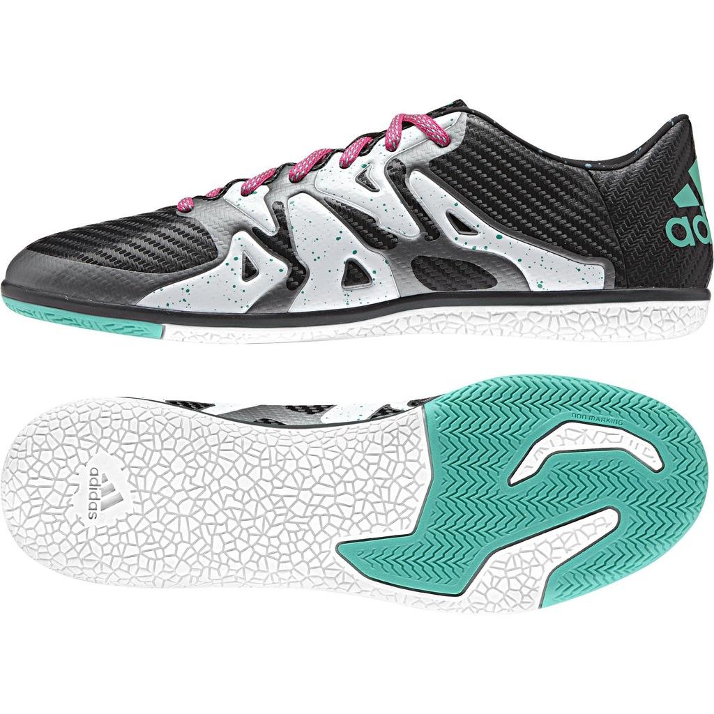 buty halowe PIŁKARSKIE ADIDAS X 15.3 IN s78182
