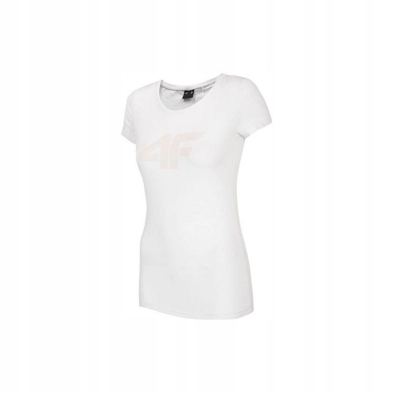 Koszulka 4F W H4Z20-TSD014 Biały