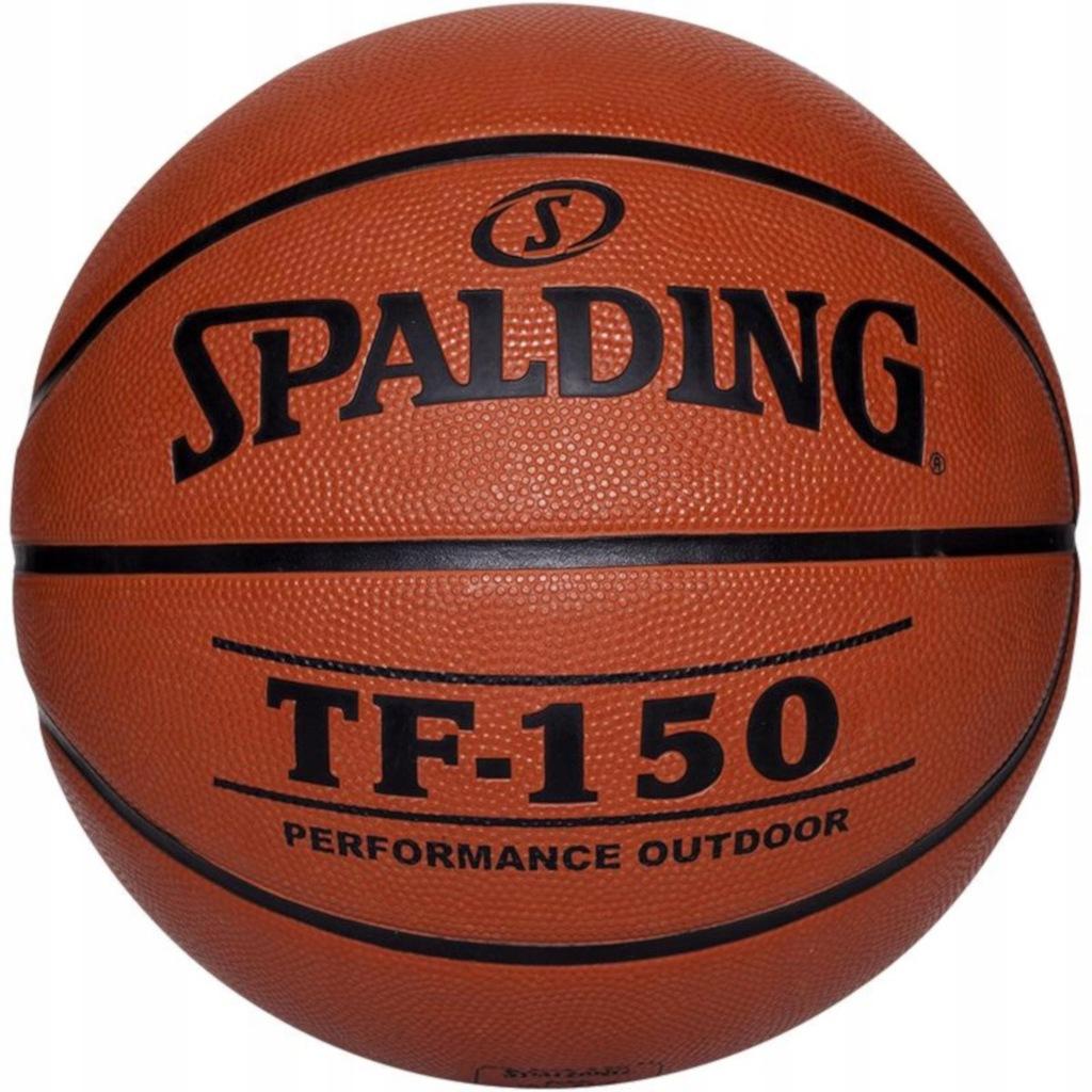 Piłka do koszykówki Spalding Tf-150 Outdoor r.6