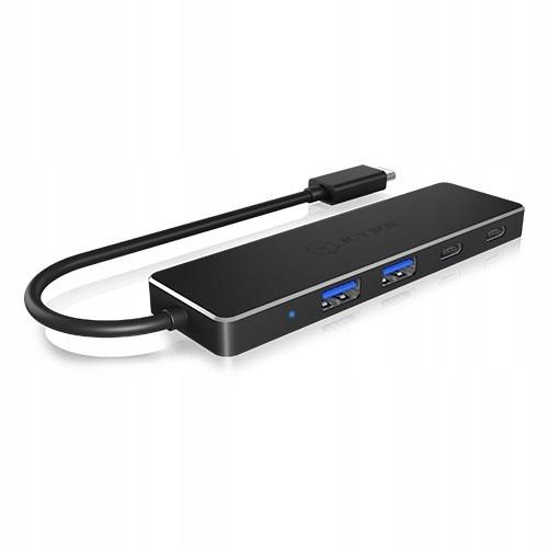 ICYBOX HUB USB IB-HUB1414-C3 2x Type-C + 2x Type-A