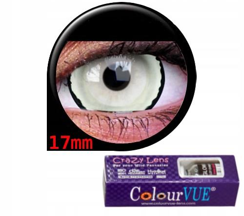 KOLOROWE SOCZEWKI Crazy Wild Eyes Venus 17 mm