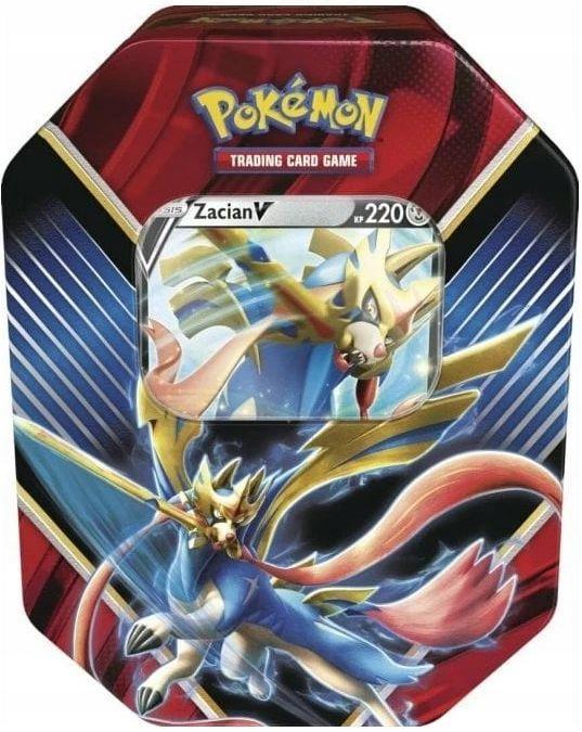 Pokemon TCG Legends of Galar Tin- Zacian V