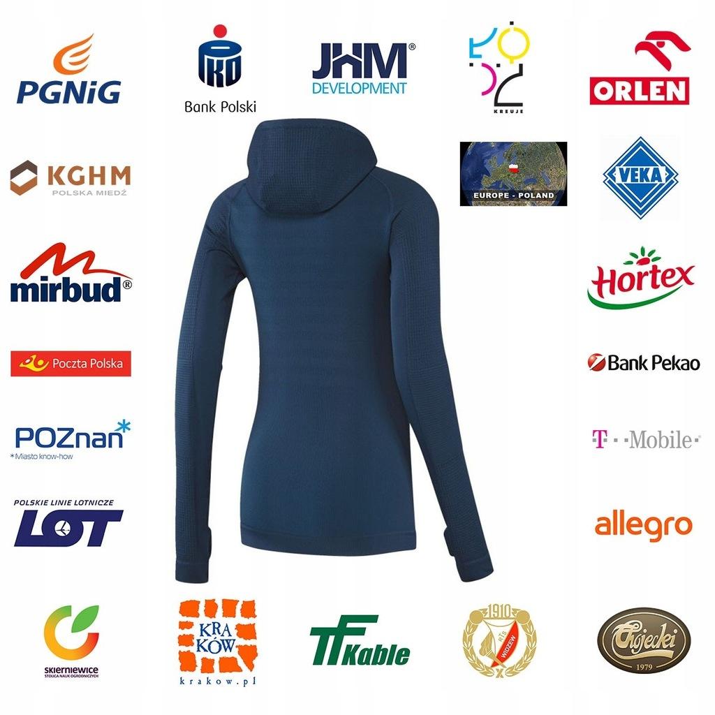 Bluza adidas Seamless Climaheat Hooded XS