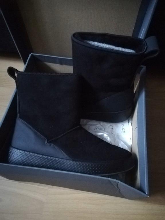 Ecco Ukiuk 40 NOWE buty śniegowce 26cm pudełko
