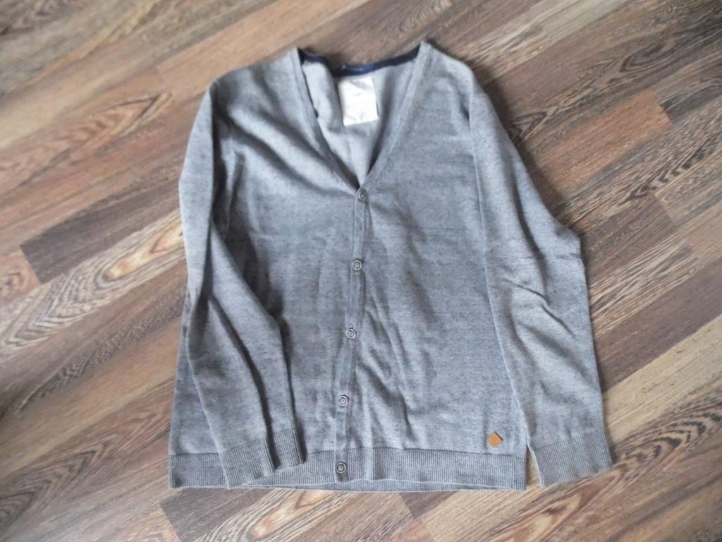 ZARA rozpinany sweterek kardigan r. 164