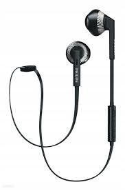 Słuchawki Philips SHB 5250BK bezprzewodowe-Ew