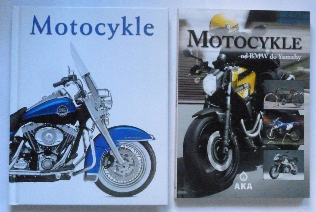 MOTOCYKLE x 2