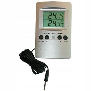 Elektronisches Max-/Min-Thermometer