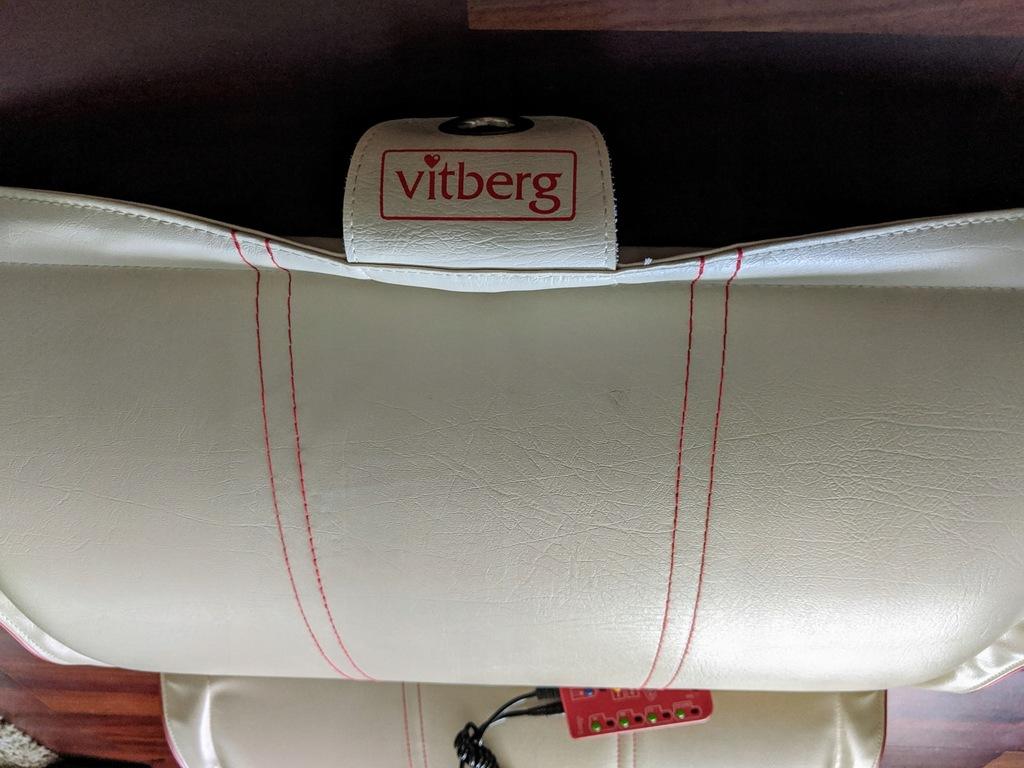 Materac Rehabilitacyjny Masujacy Vitberg Enabio 2 9228529105 Oficjalne Archiwum Allegro