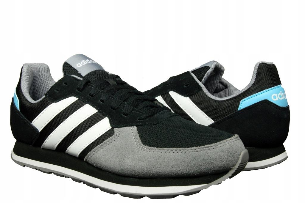 Buty Męskie Adidas Racer 8K B44675 Pianka Eva Bieg