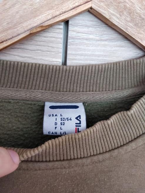 Bluza Fila Vintage! Super stan 8125820077 oficjalne