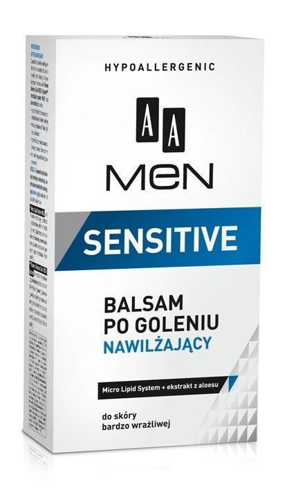 AA Men Sensitive Balsam po goleniu nawilżający 100