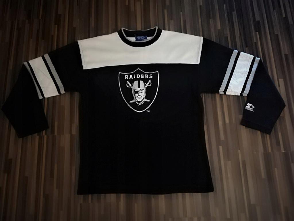 Bluza NFL STARTER-RAIDERS-!!! !!Rozm.L/XL