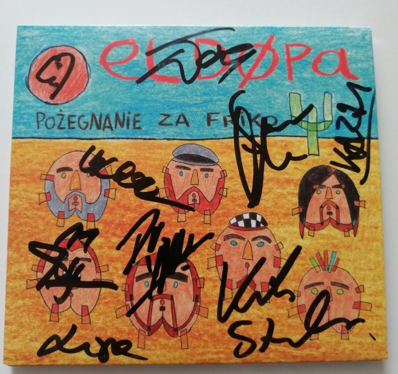 El Dópa - Pożegnianie za friko - autografy