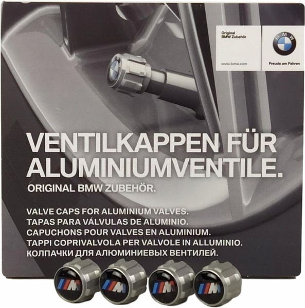 OE BMW ZESTAW WENTYLI KÓŁ BMW M 4 F32 F33 F36