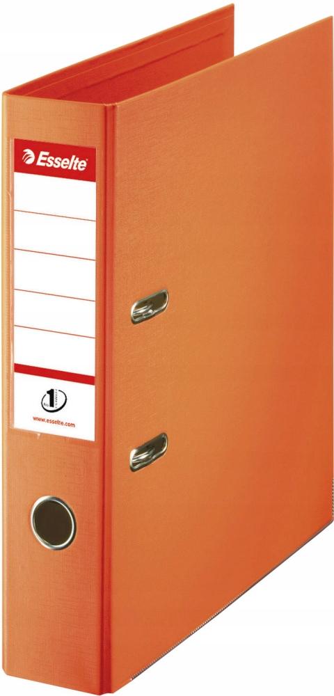 Segregator No.1 Power A4 50mm do 350k pomarańczowy