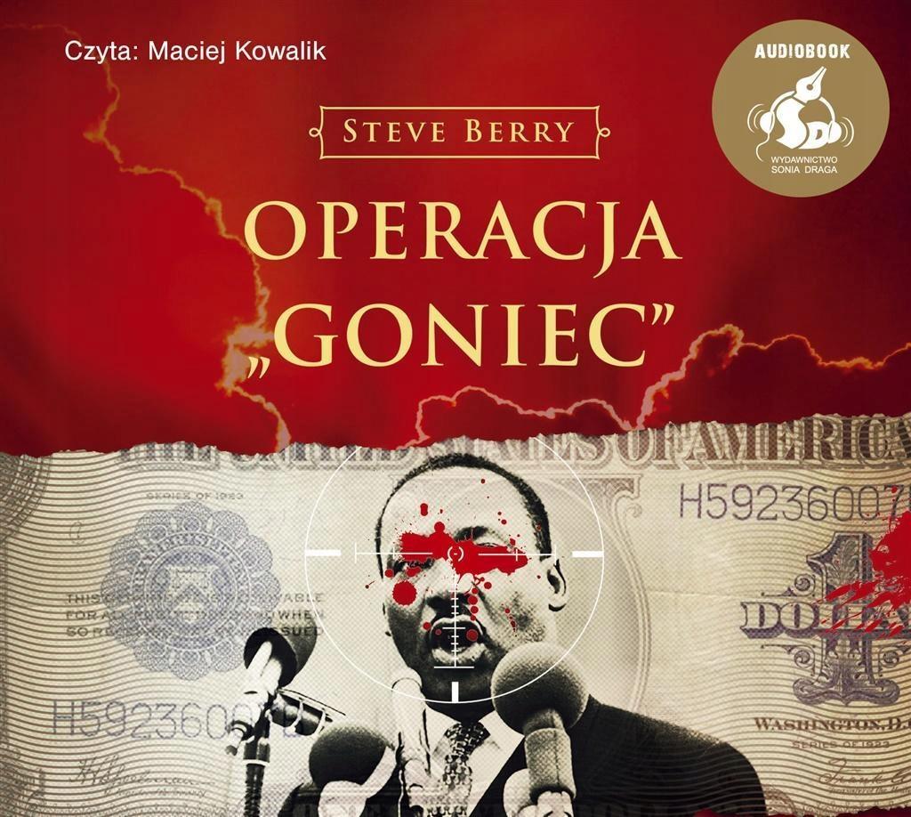 OPERACJA GONIEC AUDIOBOOK