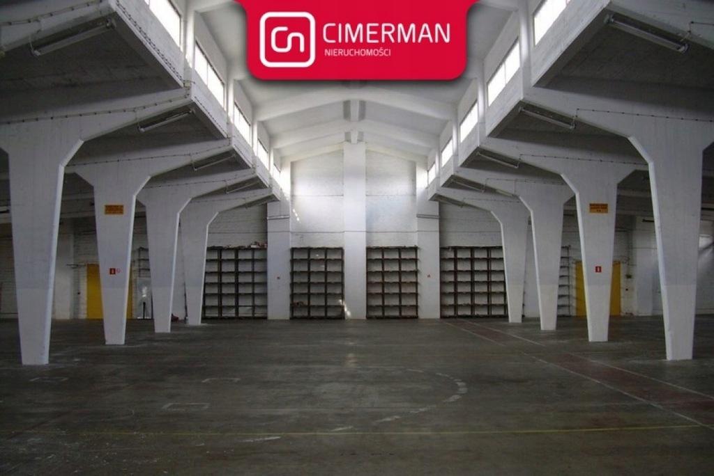 Komercyjne, Wrocław, Fabryczna, 1330 m²