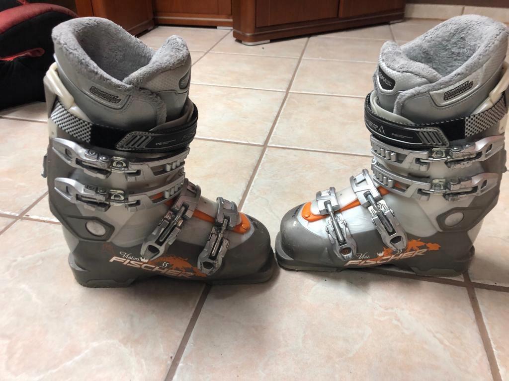 Buty narciarskie Fischer SOMA MY STYLE 55