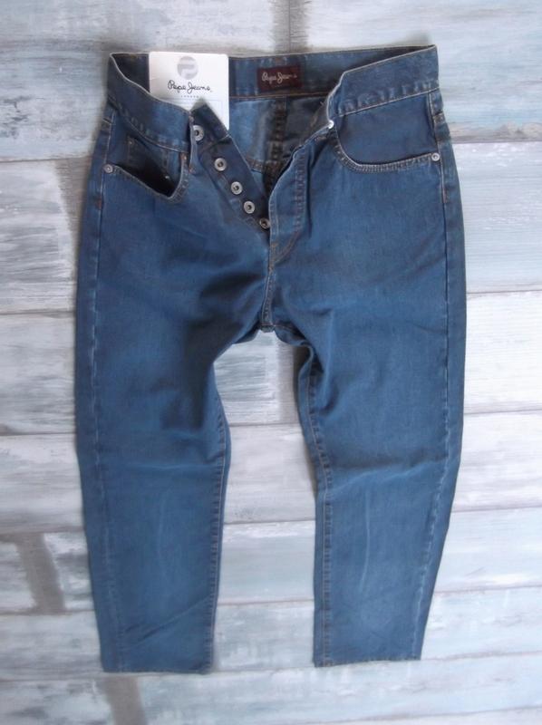 PEPE JEANS__spodnie męskie jeans __W30L34