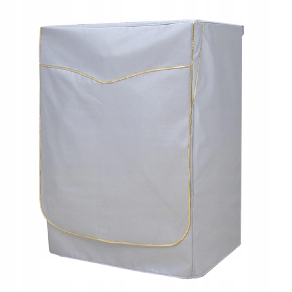 Osłona przeciwsłoneczna - Złoty pasek na - XL
