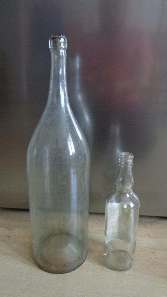 Monopolówka butelka wódczana 5 litrów II RP