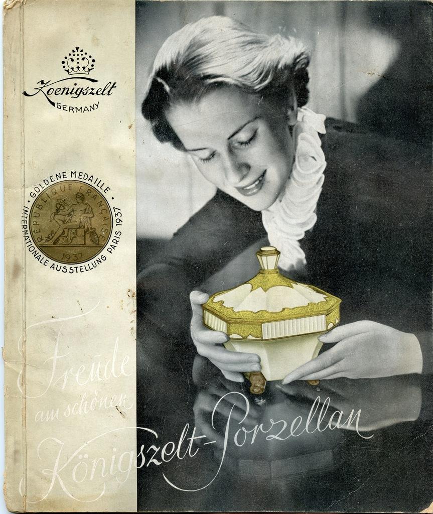 Katalog Koenigszelt | Königszelt | Biały Kruk