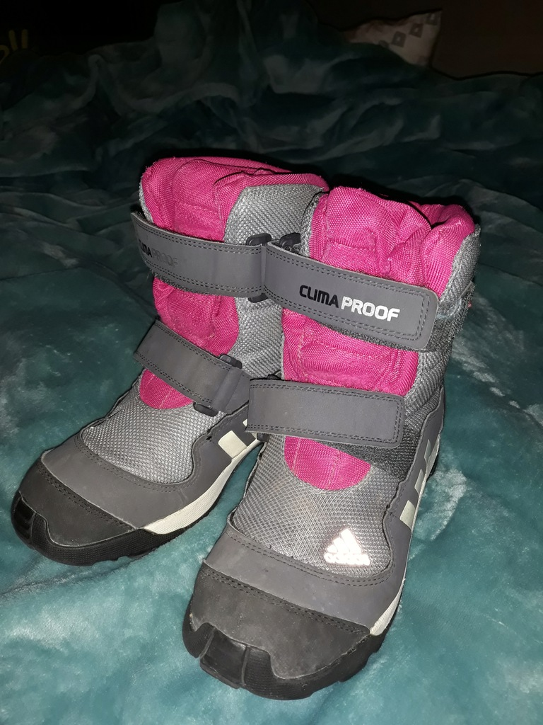 Śniegowce Adidas