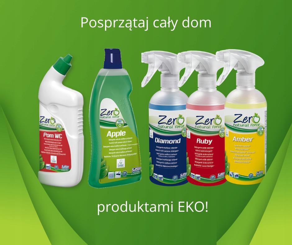Zestaw Sutter Ecolabel Do Sprzątania Całego Domu