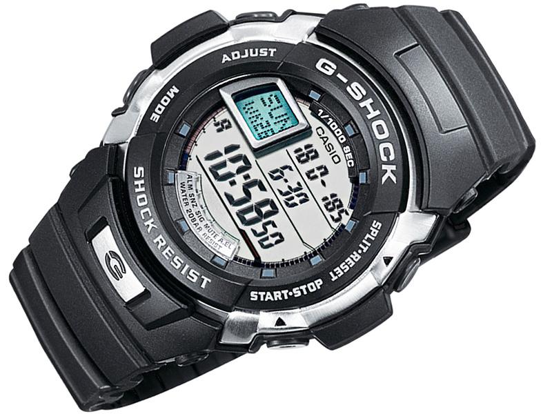 Zegarek CASIO G-SHOCK dla chłopca na prezent BOX
