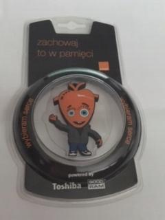 Pendrive TOSCHIBA 8 GB Serce
