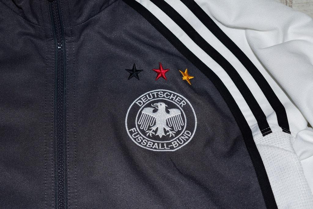 Adidas Deutscher Fussball Bund 1999 HOODY XXL