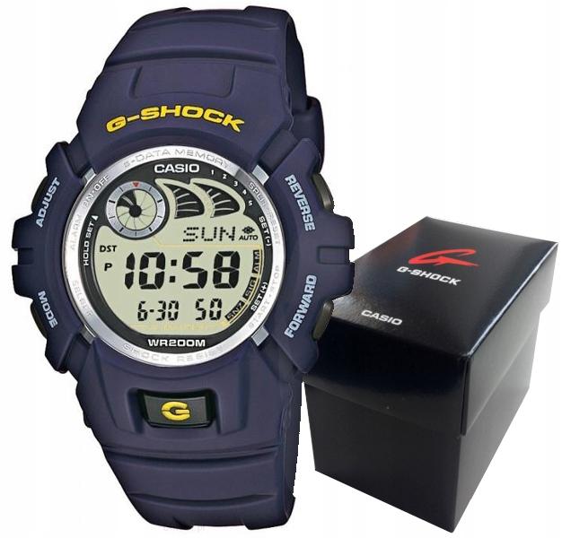 Zegarek dla chłopca Casio G-SHOCK G-2900F-2VER