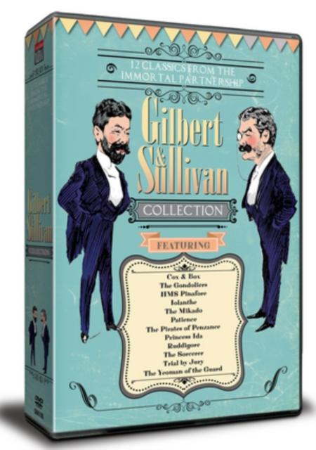 Gilbert and Sullivan Collection (2014)