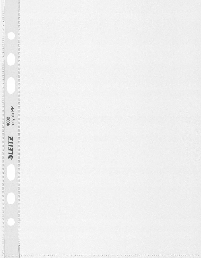 Koszulki groszkowe Leitz Recycle A5 25szt