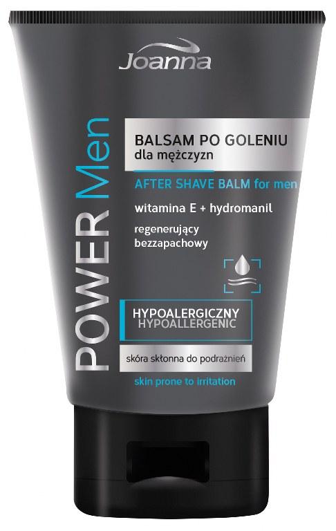 JOANNA POWER MEN Balsam po goleniu hypoalergiczny