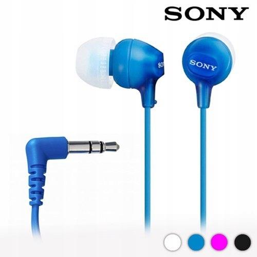 Słuchawki Sony MDREX15LP Czarny