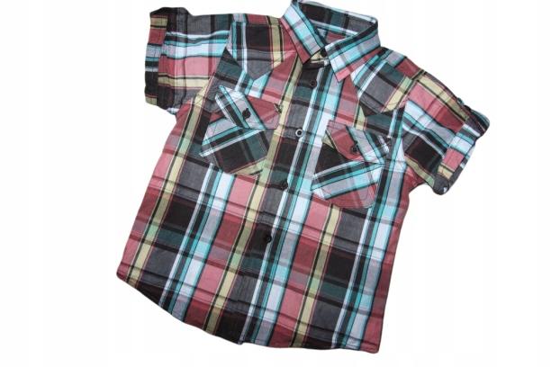 Early Days 1,5-2l super koszula krata 86