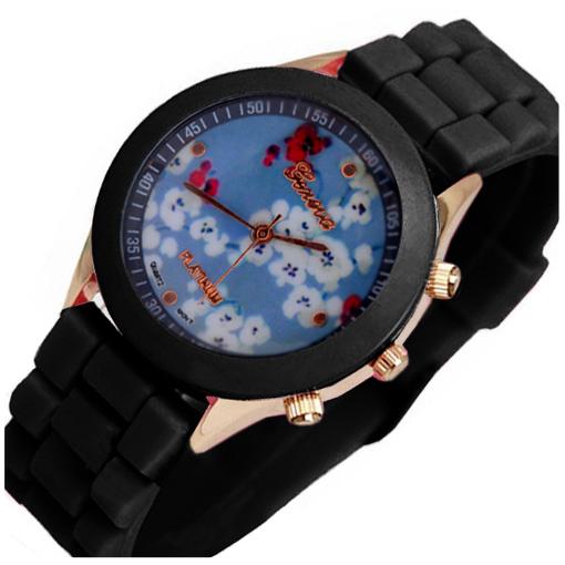 Zegarek Damski Młodzieżowy Lato Pastelowy Nowość