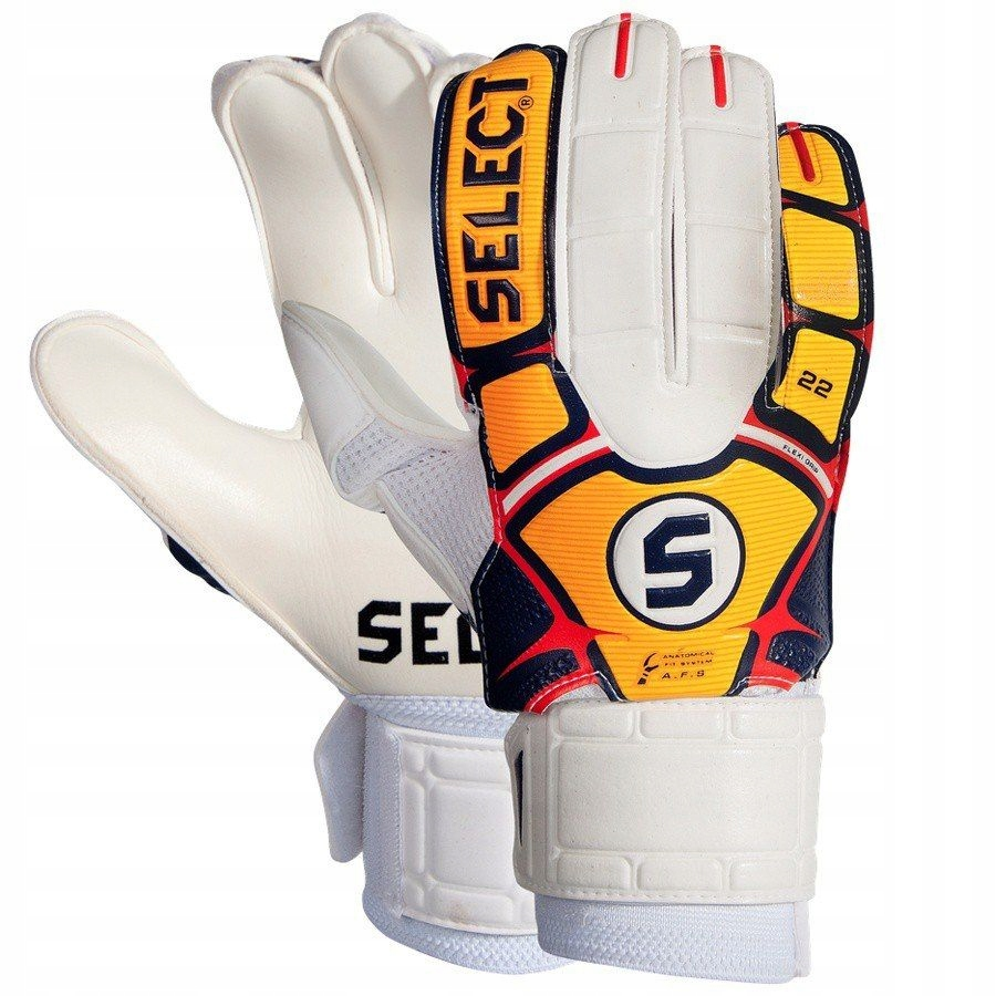 Rękawice Select 22 Flexi Grip biały r.9