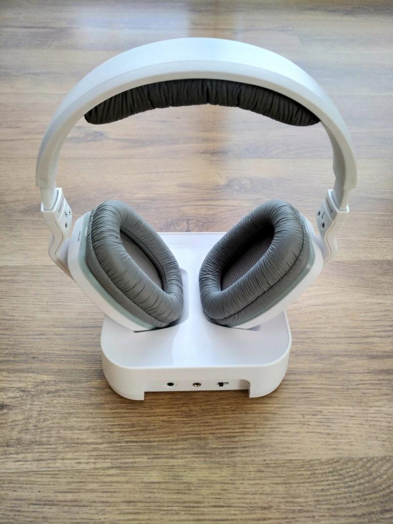 Słuchawki bezprzewodowe nauszne Thomson WHP3311W