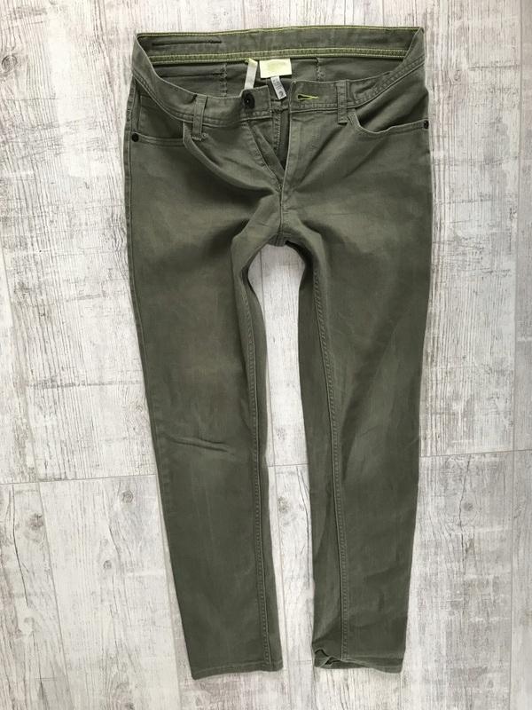 ADIDAS NEO___ jeans męskie SLIM RURKI___W32L32