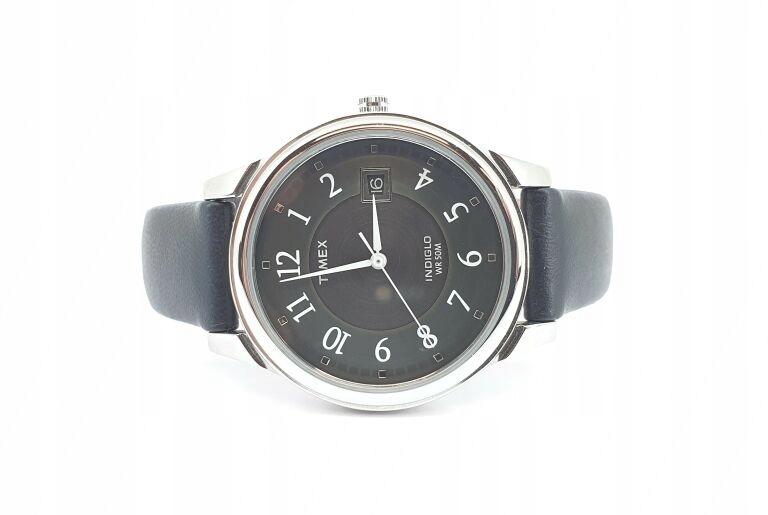 TIMEX INDIGLO MEN'S DRESS WATCH WR50M T29321