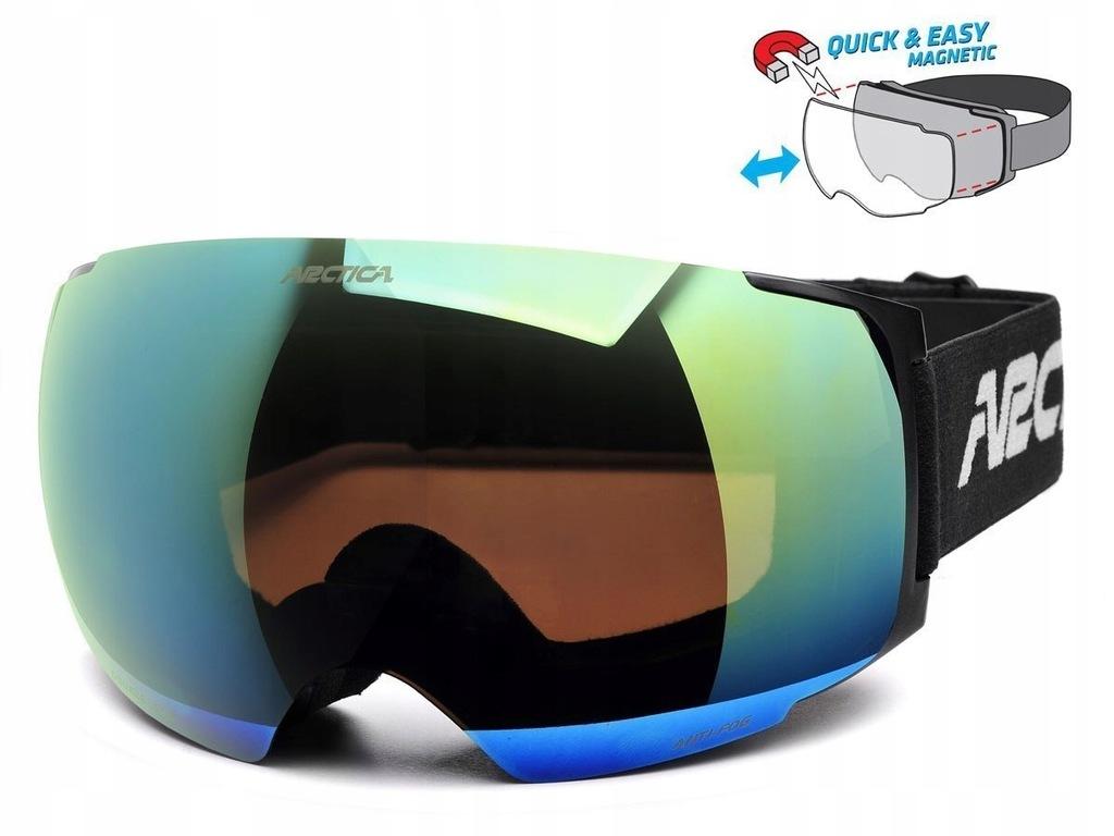 Okulary Arctica Google G-105B Filtr UV400