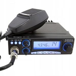 Radiotelefon Dragon MX-430 43MHz