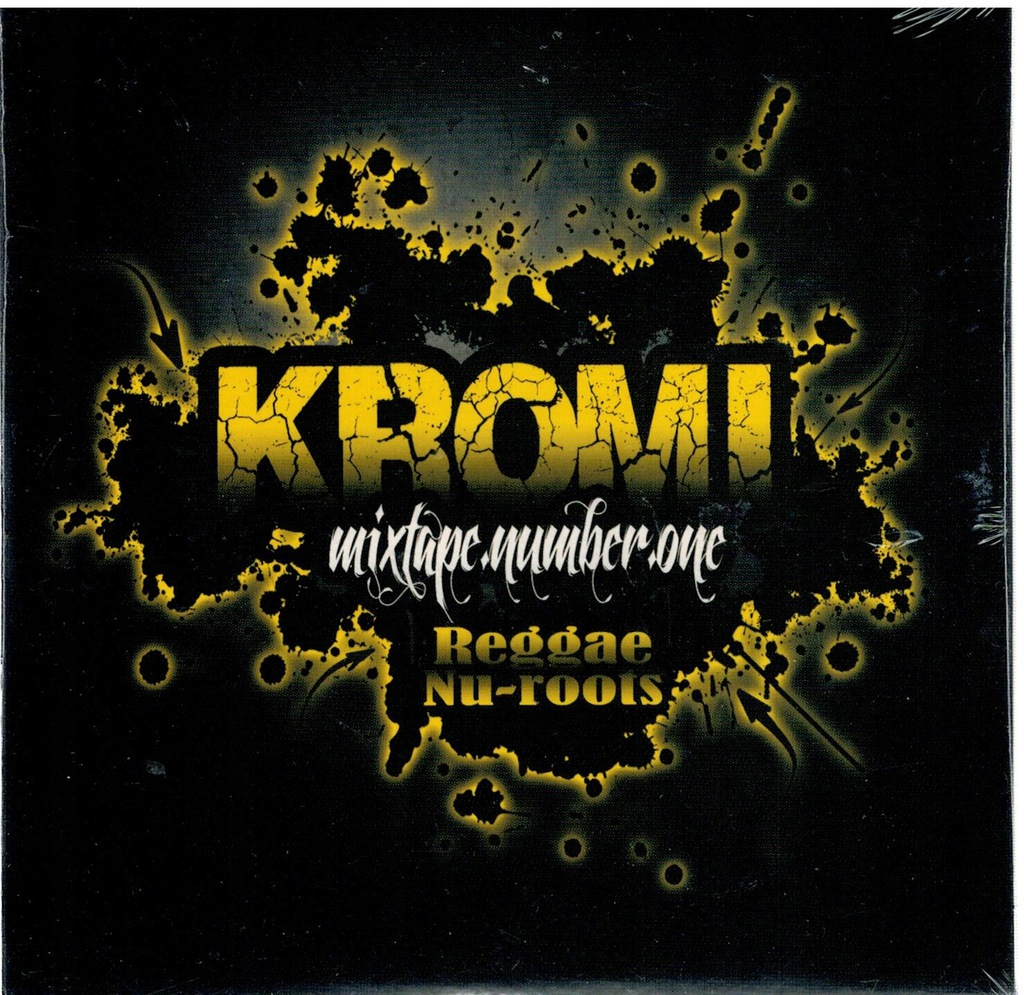 KROMI MIXTAPE NUMBER ONE REGGAE NU-ROOTS CD NOWA