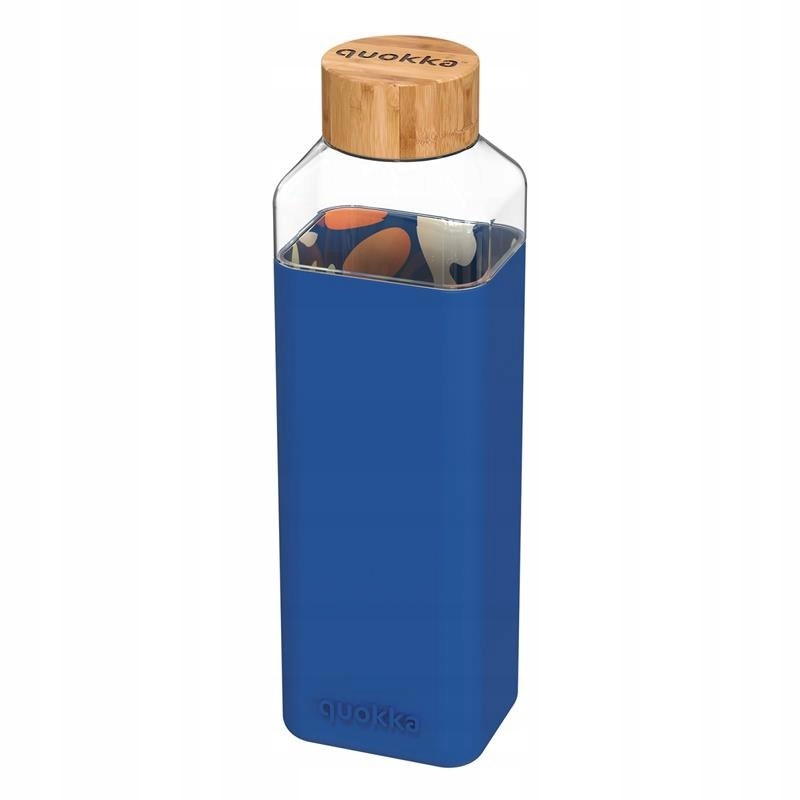 Quokka Storm - Butelka na wodę ze szkła 700 ml (In