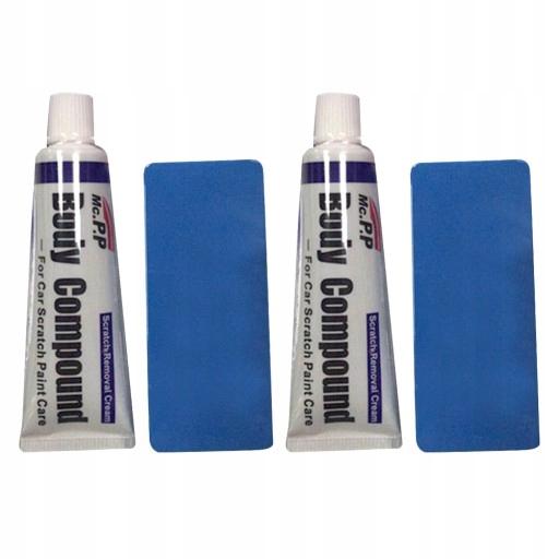 1Set of Car Repair Accessories Body Compound Paste