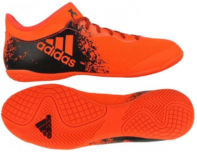 buty halówki adidas x16.3 court